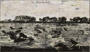 Die Rheintöchter, © Anselm Kiefer und Albertina, Wien